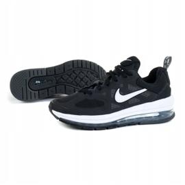 Nike Air Max Genome (GS) Jr CZ4652-003 shoes black pink 1