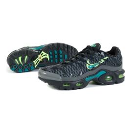 Nike Air Max Plus Gs Jr DA1310-010 shoes white black 1