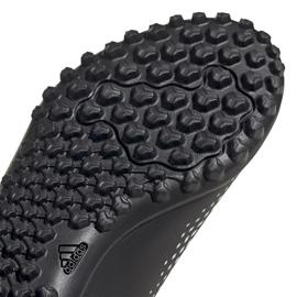 Adidas Predator 20.4 H&L Tf Jr FW9225 football boots black 4