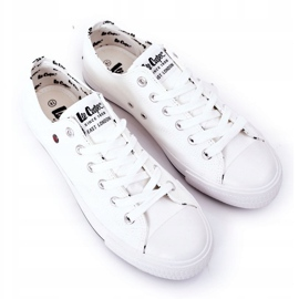 Men's Sneakers Lee Cooper LCW-21-31-0315M White 4