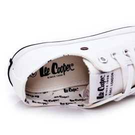 Men's Sneakers Lee Cooper LCW-21-31-0315M White 2