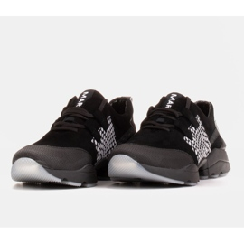 Marco Shoes Sports sneakers made of high-quality natural suede black 3