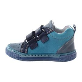 Boys' shoes - baby shoes Ren But 1429 blue multicolored 2