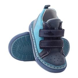Boys' shoes - baby shoes Ren But 1429 blue multicolored 3
