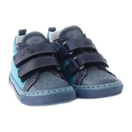Boys' shoes - baby shoes Ren But 1429 blue multicolored 4