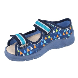 Befado children's shoes 869X164 blue 1
