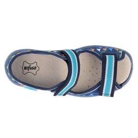 Befado children's shoes 869X164 blue 3