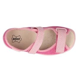Befado children's shoes 869X162 pink 2