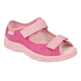 Befado children's shoes 869X162 pink 1
