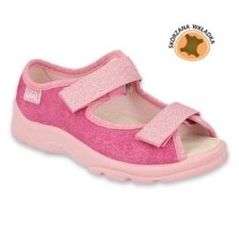 Befado children's shoes 869X162 pink 3