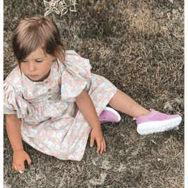 Apawwa Children's sports shoes dark pink Little Sportsman 8