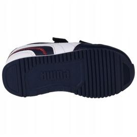 Puma R78 Sl V Infants 374430 03 black navy blue 3