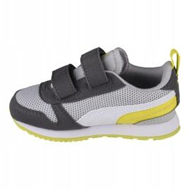 Puma R78 V Infants 373618 16 shoes red 1