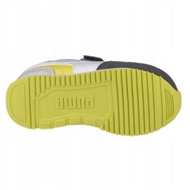 Puma R78 V Infants 373618 16 shoes red 3