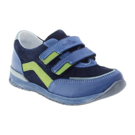 Boys' shoes, turnips Ren But 3261 gr multicolored green blue 1