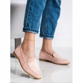Coura Classic Suede Lords pink 1