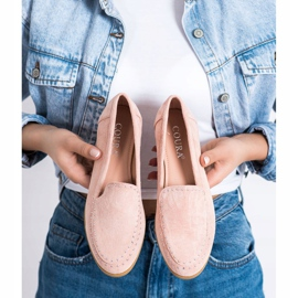 Coura Classic Suede Lords pink 3
