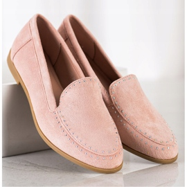 Coura Classic Suede Lords pink 2