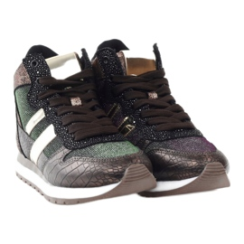 McArthur Sports shoes copper multicolored golden 4