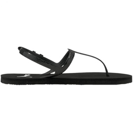 Sandals Puma Cozy Sandal Wns W 375212 01 black 2