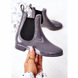 Children's Galoshes Jodhpur boots Gray Lily grey 3