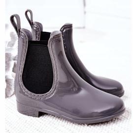 Children's Galoshes Jodhpur boots Gray Lily grey 2