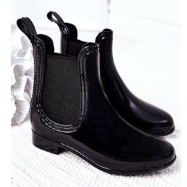 Children's Galoshes Black Jodhpur boots Lily 2