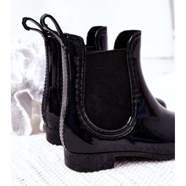Children's Galoshes Black Jodhpur boots Lily 1