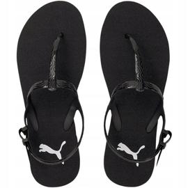 Sandals Puma Cozy Sandal Wns W 375212 01 black 1