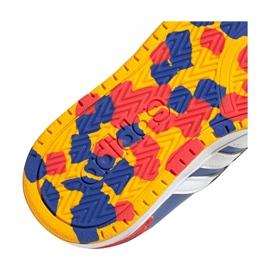 Adidas Hoops 2.0 C Jr FY9443 shoes black blue 2