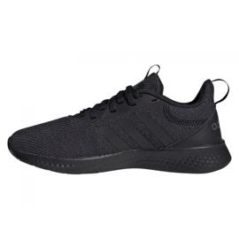 Adidas Puremotion Jr FY0934 shoes black 1