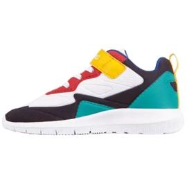 Kappa Durban Pr K 260894PRK 1017 shoes white blue 1