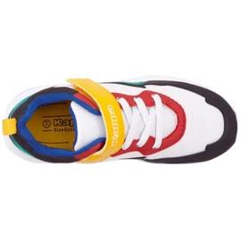 Kappa Durban Pr K 260894PRK 1017 shoes white blue 2