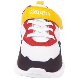Kappa Durban Pr K 260894PRK 1017 shoes white blue 4