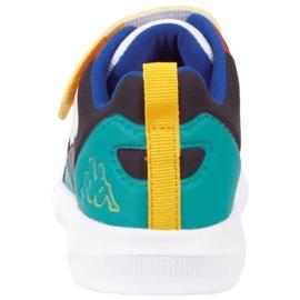 Kappa Durban Pr K 260894PRK 1017 shoes white blue 5