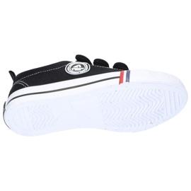 American Club Black American LH33 / 21 Velcro sneakers 1