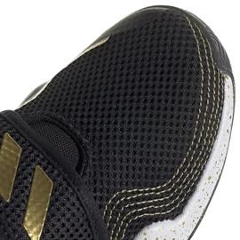 Shoes adidas Deep Threat Primeblue C Jr GZ0111 white black 6