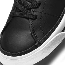 Nike Court Legacy Shoe Jr DA5381 002 black navy blue 3