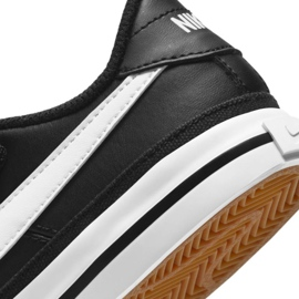 Nike Court Legacy Shoe Jr DA5381 002 black navy blue 6