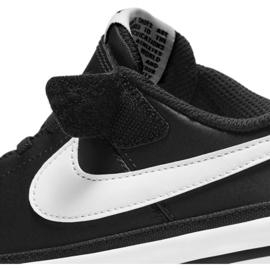 Nike Court Legacy Shoe Jr DA5381 002 black navy blue 7
