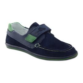 Boys' shoes, turnips, Ren But 4249 gr green navy 1