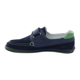Boys' shoes, turnips, Ren But 4249 gr green navy 2