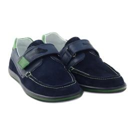 Boys' shoes, turnips, Ren But 4249 gr green navy 4