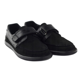 Boys' shoes, turnips, Ren But 4249 cz black 4