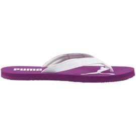Puma Cozy Flip Wns W 370290 11 white violet 1