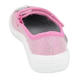 Befado children's shoes 208X045 pink 3