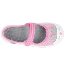 Befado children's shoes 208X045 pink 4