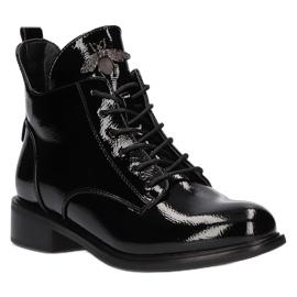 Boots Mucha Filippo DBT3060 / 21 BK black 1