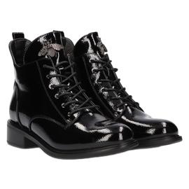 Boots Mucha Filippo DBT3060 / 21 BK black 4