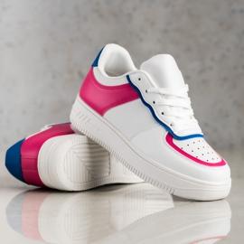 SHELOVET Fashionable Sports Shoes white 4